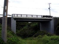 梶潟橋アバット 表面保護工法